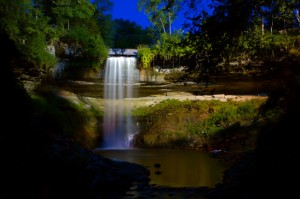 waterfall lighting phoenix