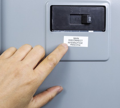 home electrical basics 420x378 what causes the annoying circuit breaker buzzing noise? fuse box switch keeps turning off at suagrazia.org